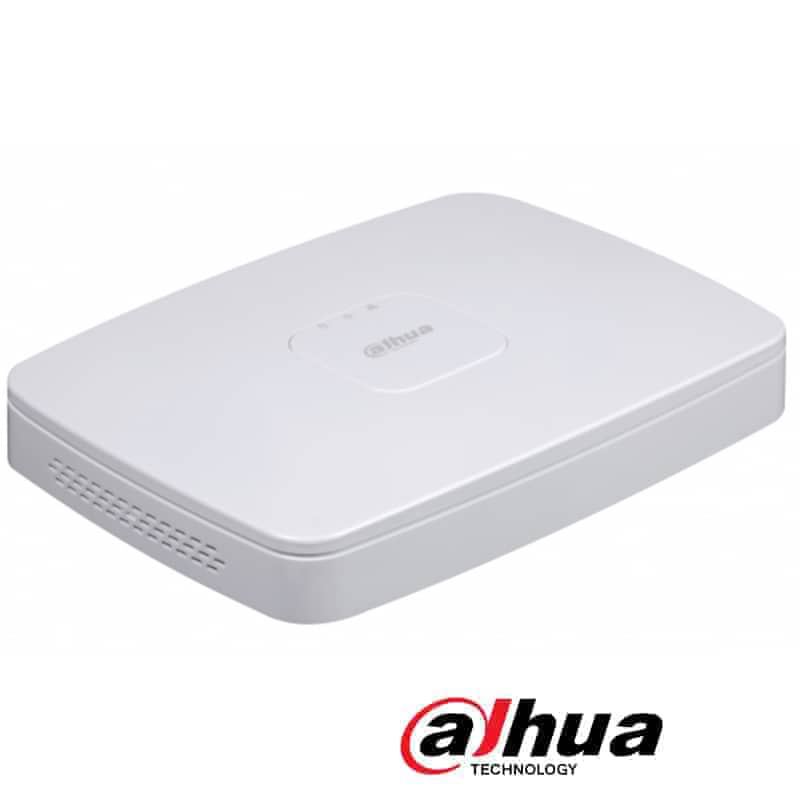 nvr white dahua front 8 channel cctv