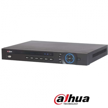 16 channel dahua cctv nvr front
