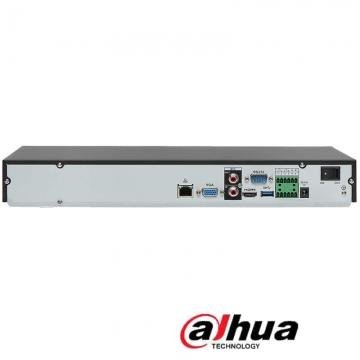 dahua 16 channel cctv back nvr alarm