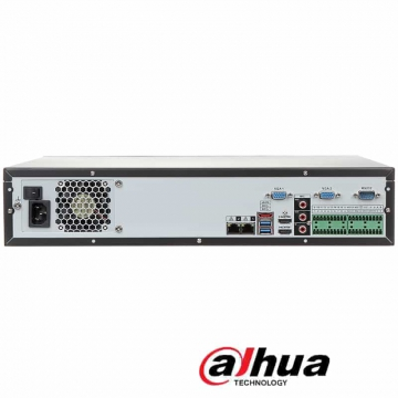dahua nvr 32channel back full cctv